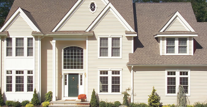 Vinyl Siding In Fountain Co Roofing And Exteriors
